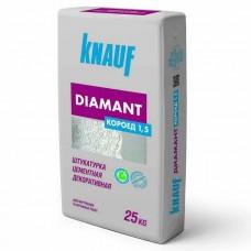 Knauf Диамант Короед 1,5 мм белая 25 кг