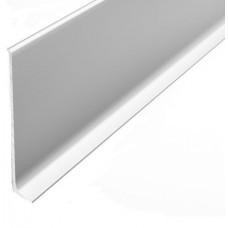 Плинтус алюминиевый Diele 60 анодированный 2500х60х11 мм