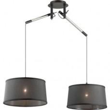 Odeon Light Loka 4159/2 черный Е27 2х15W 220V