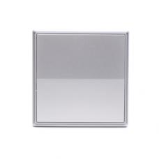Выключатель дистанционный Gritt Elegance B180100S одноклавишный серый металлик