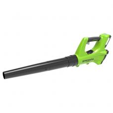 Greenworks G24AB без аккумулятора и зарядного устройства