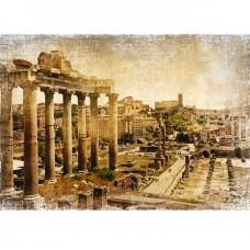 Фотообои виниловые на флизелиновой основе Decocode Римские колонны 41-0080-KY 4х2,8 м