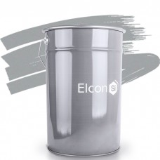 Эмаль Elcon термостойкая серебристо-серая 25 кг