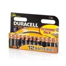 Батарейка алкалиновая Duracell Basic AAA LR03 Bl-12 12 шт