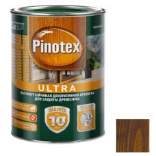 Пропитка для древесины Pinotex Ultra Орех 1 л