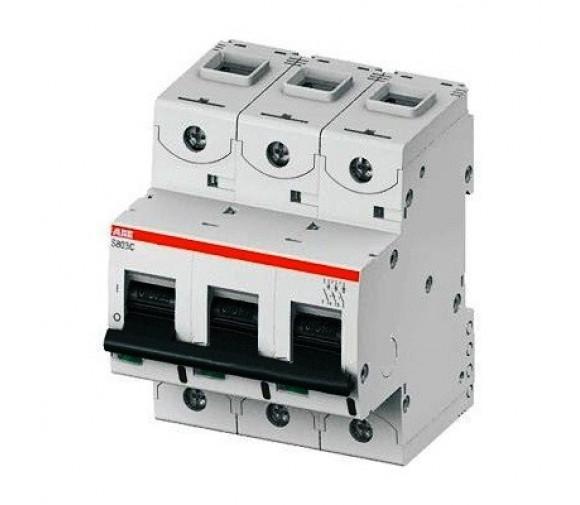 Автоматический выключатель ABB S803 2CCS883001R0844 C125