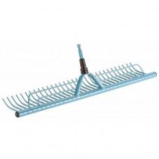 Грабли Gardena 3381 для очистки газонов без черенка 60 cм