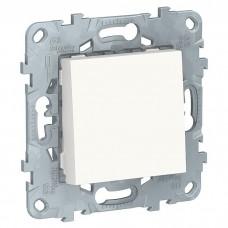 Механизм выключателя Schneider Electric Unica New NU520118 одноклавишный белый