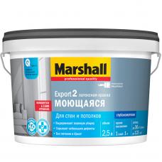 Marshall Export-2 база BW глубокоматовая 2,5 л