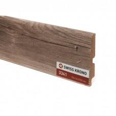 Плинтус МДФ Kronopol P85 3341 Jasmine Oak 2500х85х16 мм