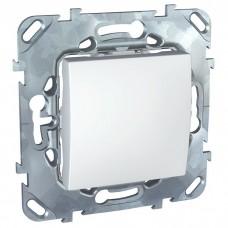 Механизм переключателя Schneider Electric Unica MGU5.203.18ZD одноклавишный белый