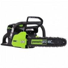 Greenworks GD80CS50 без аккумулятора и зарядного устройства