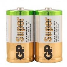 Батарейка алкалиновая GP Batteries Super Alkaline 14А C 2 шт.
