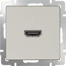Механизм розетки Werkel HDMI WL03-60-11 Слоновая кость
