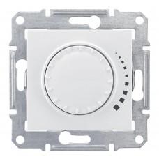 Механизм светорегулятора Schneider Electric Sedna SDN2200521 600 Вт поворотно-нажимной белый