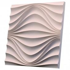 Artgypspanel Круговая волна 500х500 мм