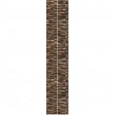 Стеновая панель ПВХ Кронапласт Unique Дикий камень 2700х250 мм