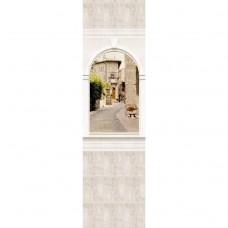 Стеновая панель ПВХ Novita Панорамы 3D Триумф №3 узор 2700х250 мм