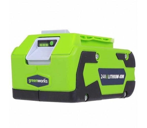 Аккумулятор Greenworks 24V 4 Ah G24B4