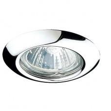 Светильник встраиваемый Novotech Tor 369112 NT09 279 хром GX5.3 50W 12V
