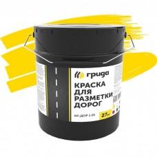Грида АК-Дор 1.01 желтая 27 кг