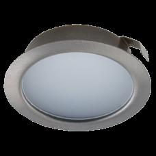 Светильник светодиодный мебельный Italmac Arma LED 51 06 06 никель 6 Вт