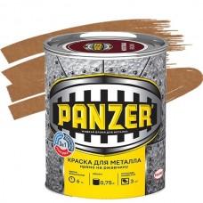 Panzer молотковая медная 0,75 л