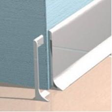 Заглушка для алюминиевого плинтуса Progress Plast TPBAA 60 левая