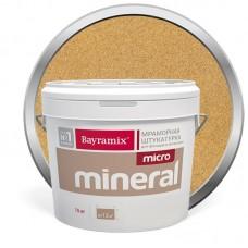 Штукатурка мраморная декоративная Bayramix Micro Mineral 603 15 кг