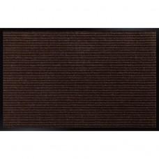 Коврик влаговпитывающий Double Stripe Doormat коричневый 900х1500 мм