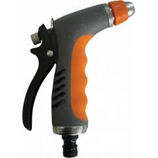 Пистолет-распылитель металлический обрезиненный корпус Expert
