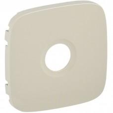 Лицевая панель для розетки Legrand Valena Allure 754766 одноместная TV Слоновая кость
