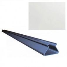 Раскладка для реечного потолка Cesal H-15 Профи Эконом 3306 белая матовая 3000 мм