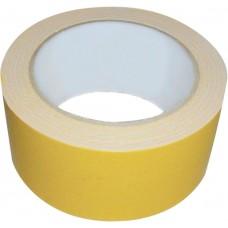 Лента клейкая двухсторонняя 50х10м полипропилен