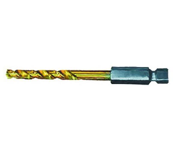 Сверло по металлу нитртитан 6,0х114 мм 6 гр хв Pob