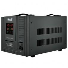 Стабилизатор напряжения Uniel RS-1/10000LS релейный однофазный