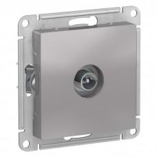Механизм TV розетки Schneider Electric AtlasDesign ATN000393 алюминий