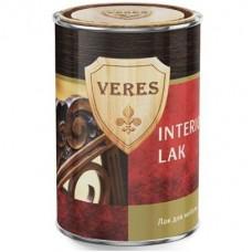 Лак интерьерный Veres полуматовый 0,75 л