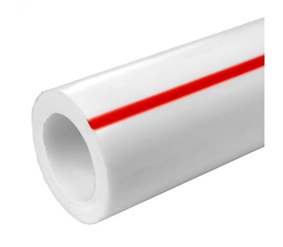 Труба FDplast PN 20 PPRC 90x15 мм белая