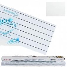 Комплект реечных потолков Cesal S-150 2,5х1 м C01 жемчужно-белый