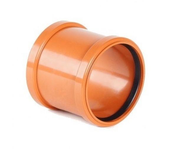 Муфта надвижная ПВХ Pestan канализационная 400 мм