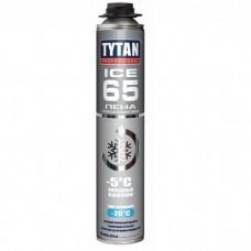 Пена монтажная Tytan Professional ICE 65 зимняя 750 мл
