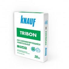 Стяжка пола Кнауф Трибон гипсовая 30 кг