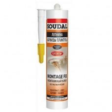 Монтажный клей Soudal 50A Montage Fix 300 мл