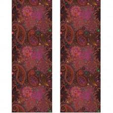 Фотообои виниловые на флизелиновой основе Decocode Гранатовый узор 14-0480-AR 2х2,8 м