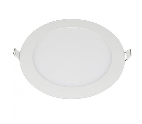 Светильник светодиодный встраиваемый Volpe ULP-Q203 R170-12W/NW White