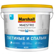 Marshall Maestro Интерьерная Фантазия глубокоматовая 4,5 л