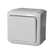 Выключатель Legrand Quteo 782330 одноклавишный серый