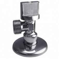 Кран шаровой Remsan D15 мм угловой мини латунный