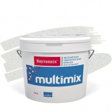 Краска мозаичная интерьерная Bayramix Мультимикс М20 10 кг
